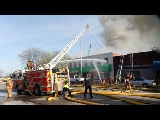 Fire in Lincoln NE full version. Как работают ПОЖАРНЫЕ в США