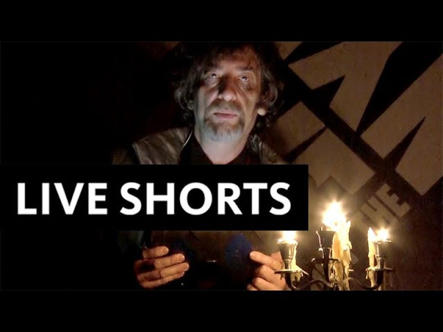 Neil Gaiman, Click Clack the Rattle Bag | LIVE from the NYPL