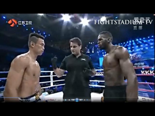 Murthel Groenhart vs Sittichai Sitsongpeenong **Fightstadium-TV** Jiangsu TV
