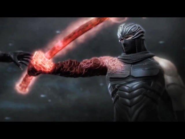 Ninja Gaiden 3 Razor's Edge Launch Trailer