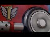 Engine Sentai Go-onger - ending First Lap