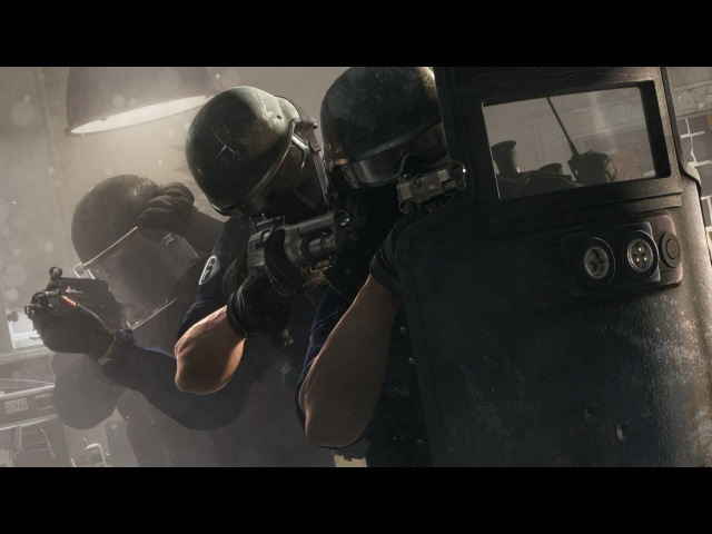 Rainbow Six Siege E3 2014 Gameplay World Premiere [US]
