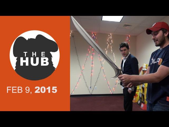 The Orcrist   The HUB - FEB 9, 2015