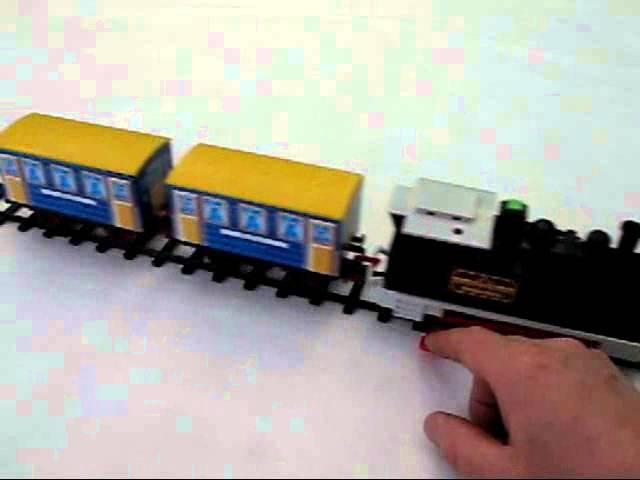 Детская железная дорога 5