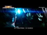 Железная схватка / Robot Overlords (2015) трейлер