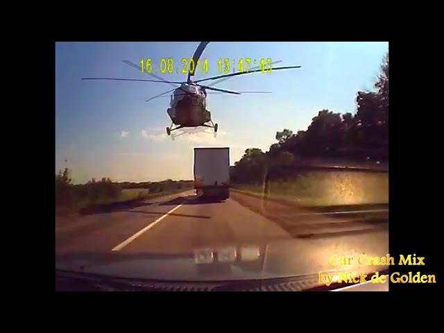 Аварии и ДТП, нелепые аварии, курьёзы | Russian Car Crashes