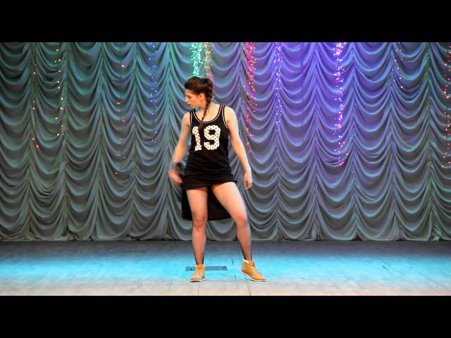 SOLO Nastya Shauro Танцевальное шоу ONE LOVE