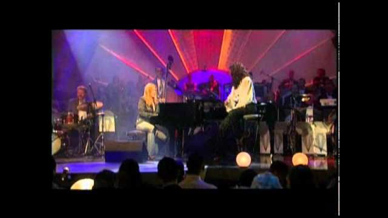 Diana Krall Natalie Cole - 'S Wonderful Route 66 (Ask a woman who knows Live)