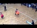 Distergov Daniil - Marinesku Daria, UK|LVIV - 2013 junior 2