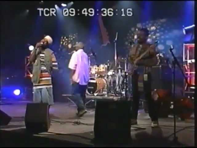 The Roots - Live in Montreux 1994 - Proceed Distrortion To Static Mellow My Man