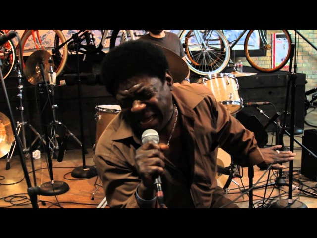 Charles Bradley Lovin' You Baby Live on KEXP
