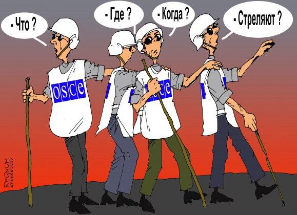 Сегодня в составе мониторинговой миссии ОБСЕ в Украине работает более 700 наблюдателей, - Хуг - Цензор.НЕТ 3863