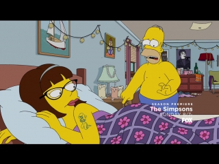 THE SIMPSONS | Stretch Marks | ANIMATION on FOX