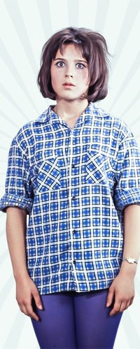 Колготки чулки под юбкой модная одежда 2011