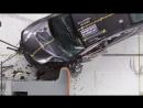 2013 Honda Accord 4-door small overlap test - краш тест tmv -Авто-Зона.рф безопасность превыше всего euroncap АвтоЗона