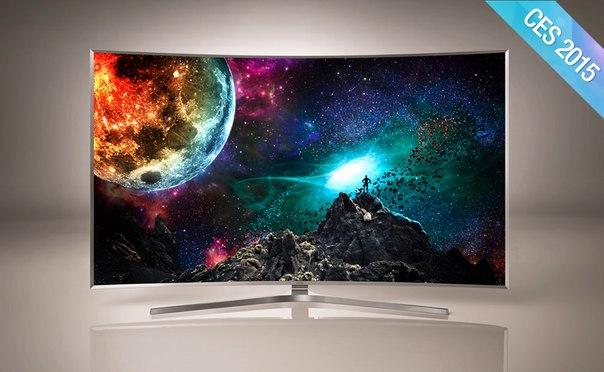 CES 2015: Samsung представила SUHD-телевизоры с улучшенной цветопередачей