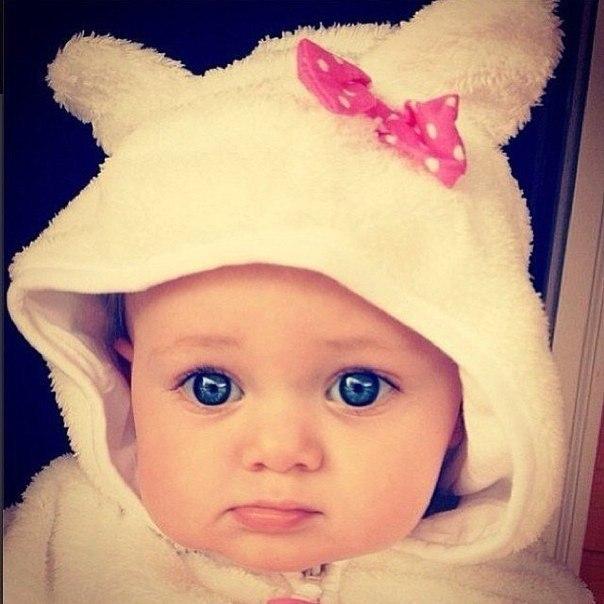 Фото самая красивая малышка 9 фотография