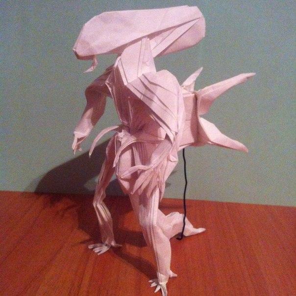 Чужой (Alien Warrior) по схеме