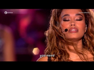 Romy Monteiro - The Bodyguard / The Voice of Holland 2014