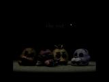 Хор.концовка,мини-игры,скримеры, аниматронники и читы. (FnaF 3, night 5)