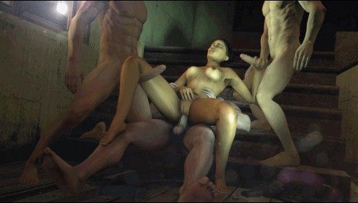 Фото секс халф лайф