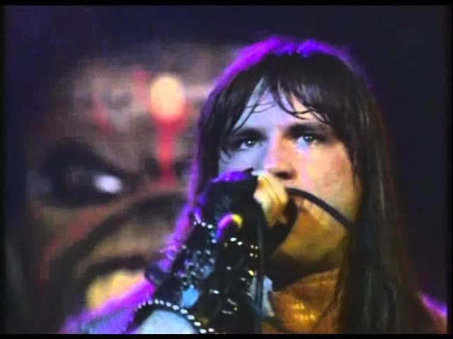 Iron Maiden Live In Dortmund 1983 FULL CONCERT