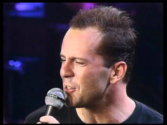 Bruce Willis - Under The Broadwalk (1987)