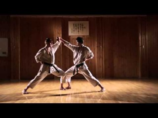 Кумитэ-ката Шоку ён Kumite-kata Shoku young HD 720