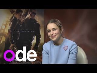 Terminator Genisys: Emilia Clarke on playing badass Sarah Conor and her relationship with Arnie