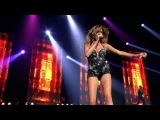 Girls Aloud - Megamix + Credits (Untouchable instrumental) Out Of Control Tour DVD