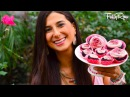 FullyRaw Red Velvet Cupcakes with Strawberry Vanilla Icing!