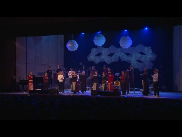 MLADA - J.S. Bach Little Organ Fugue (Live in Perm 28.01.2012)