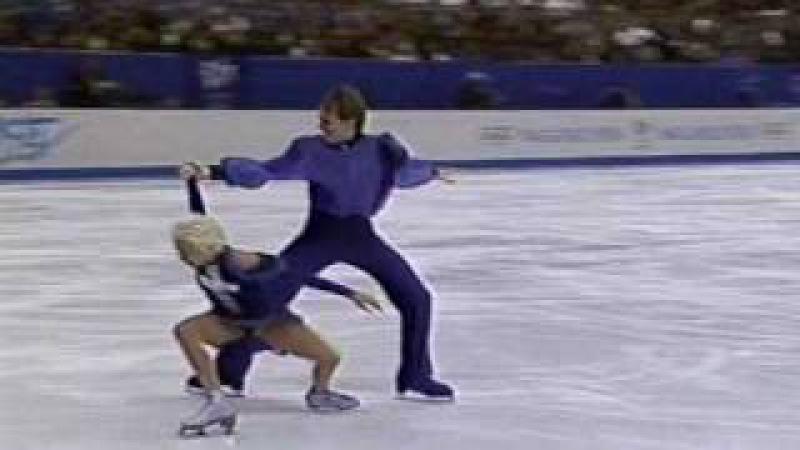 1998 Olympics Grishuk Platov FD Memorial requiem