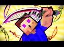 ВЫПАЛ НОЖ В МАЙНКРАФТЕ! ;D - Обзор Мода (Minecraft)