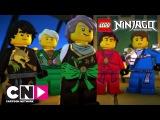 «Ниндзяго: Мастера кружитцу»: Серия 35 - Приглашение