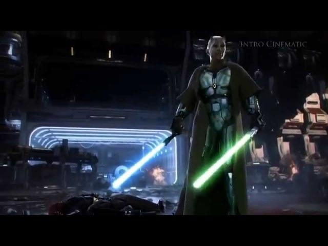 SWTOR Cinematic Trailer RETURN HD / SWTOR Трейлер ВОЗВРАЩЕНИЕ (русская озвучка) HD