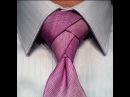 Как завязать галстук узлом Элдридж