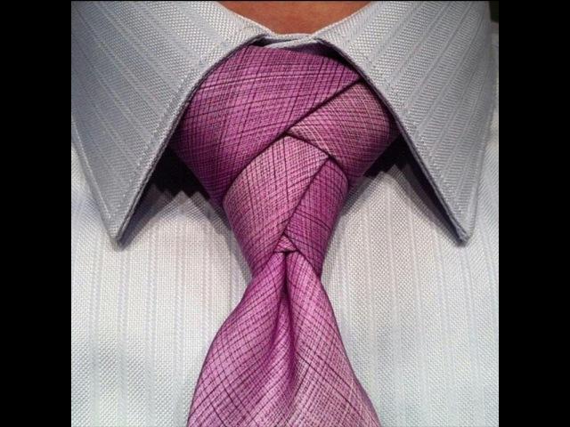 Эстетическое развитие Как завязать галстук узлом Элдридж