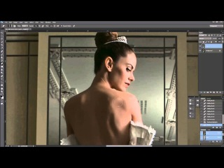 HOW IT'S MADE part three - retouch your wedding images\\o9i