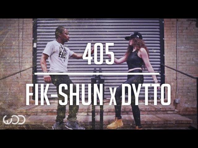 Fik-Shun Dytto | 405 | World of Dance