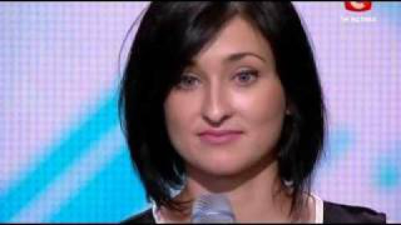 Дарья Савченко X-Фактор Революция Харьков