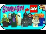 LEGO Scooby Doo Villains Collection #LEGOScoobyDoo