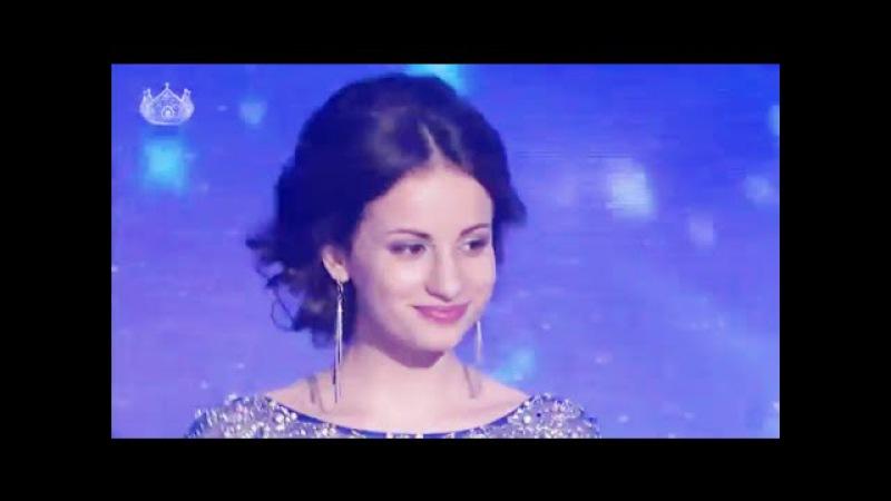 МИСС РОССИЯ 2015: Виктория Оганисян - Пятый Элемент - Ария Дивы Плавалагуны