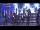 111230 Super Junior INFINITE 4minute fx Shuffle Dance on 2011 KBS Music Festival 720