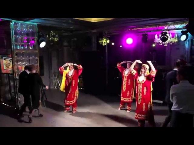 Узбекские танцы Демо ролик Бахор 7-915-347-87-66 www.bahordance.ru