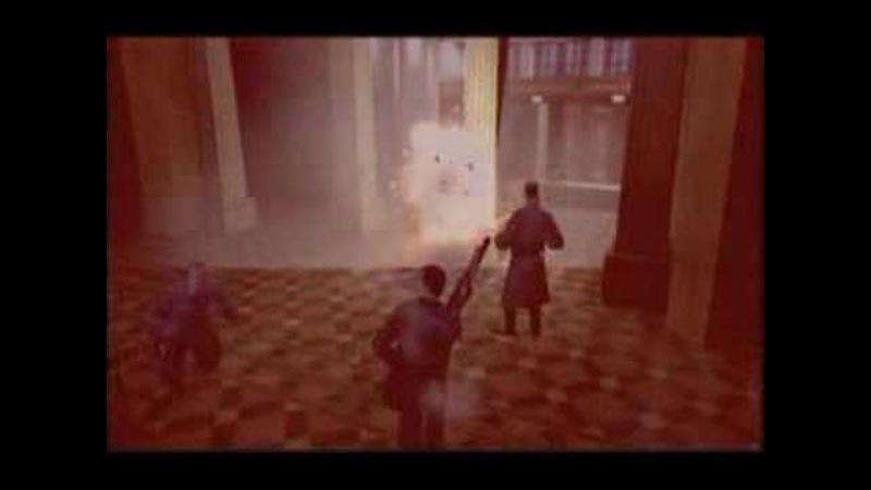 Max Payne Trailer - E3 2001