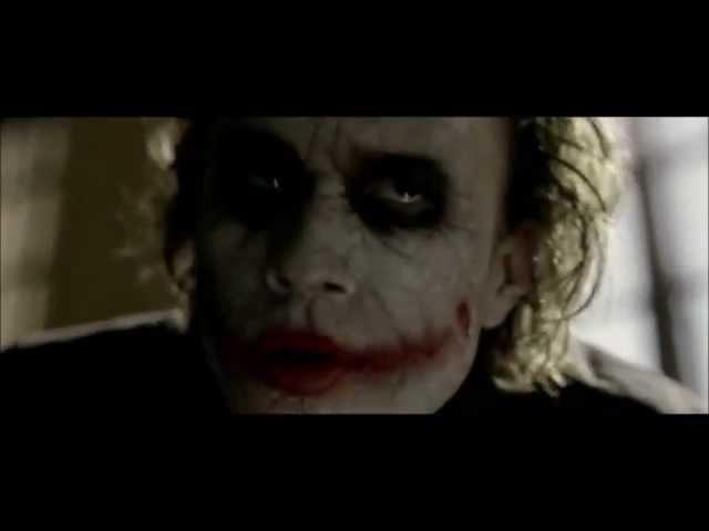 JOKER QUOTE Цитата Джокера