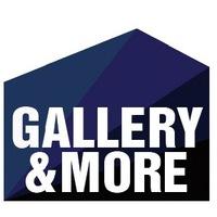 """Логотип Гостевой Дом """"GALLERY & MORE"""""""