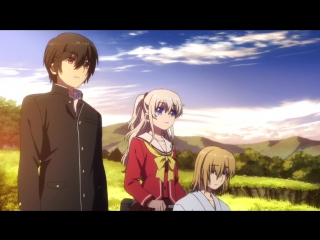 Шарлотта / Charlotte - 2 серия [Oriko, BalFor]