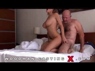 Woodman Casting X - Сисястая Viola Bailey